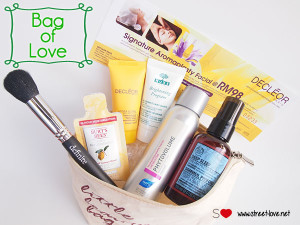 "Bag of Love ""The Green Bag"" April 2013 Edition Review"