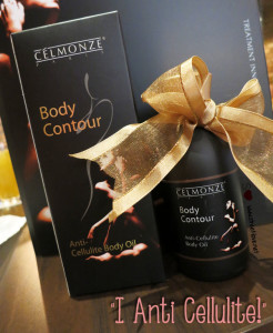 Celmonze Body Contour Anti-Cellulite Body Oil Is Set To Eliminate Stubborn Cellulite, A New Addition to 3-Step Body Contour System