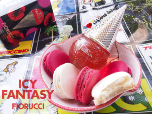 Is It An Ice Cream? No. Is It A Lollipop? No. It's Icy Fantasy by Fiorucci!