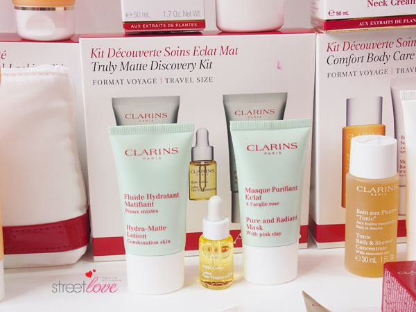 Clarins September 2013 Haul4