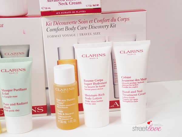 Clarins September 2013 Haul5