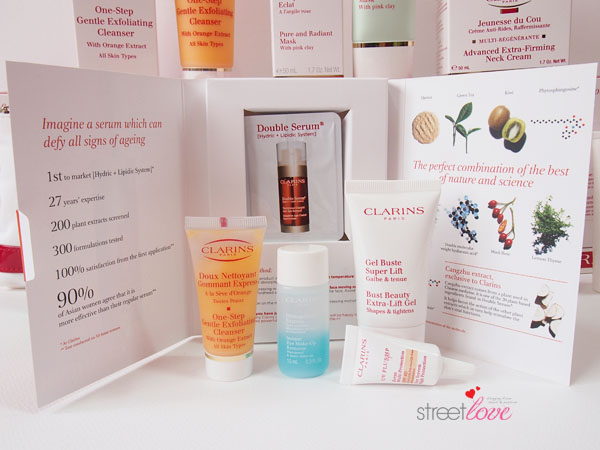 Clarins September 2013 Haul6