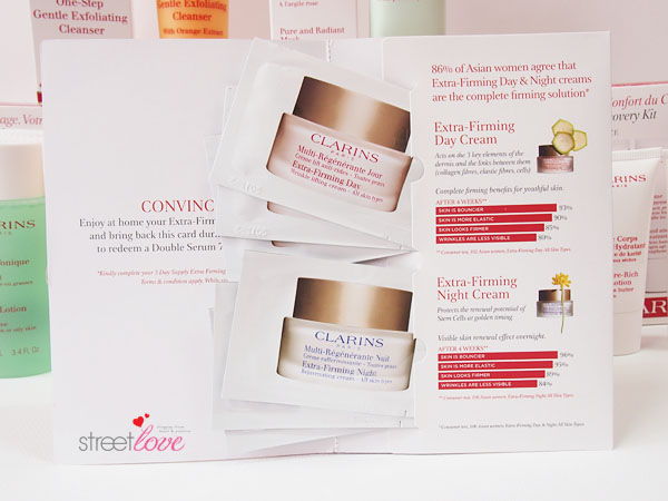 Clarins September 2013 Haul9