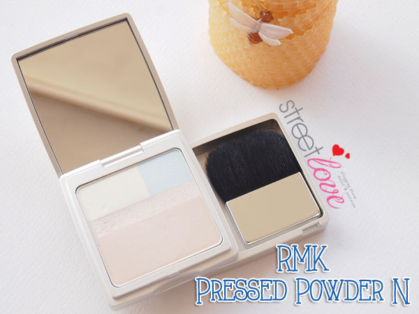 RMK Pressed Powder N1