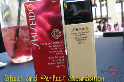 Shiseido Sheer And Perfect Foundation1