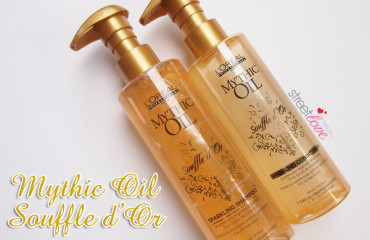 L'Oreal Professionnel Mythic Oil Souffle d'Or1