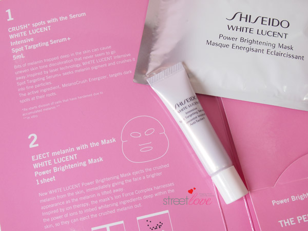 Shiseido The Perfect Whitening Kit 2013_7