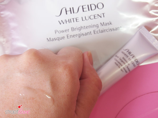 Shiseido The Perfect Whitening Kit 2013_8