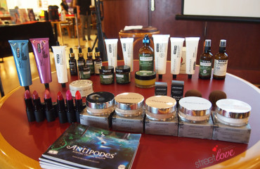 Antipodes Natural Mineral Makeup Range 1