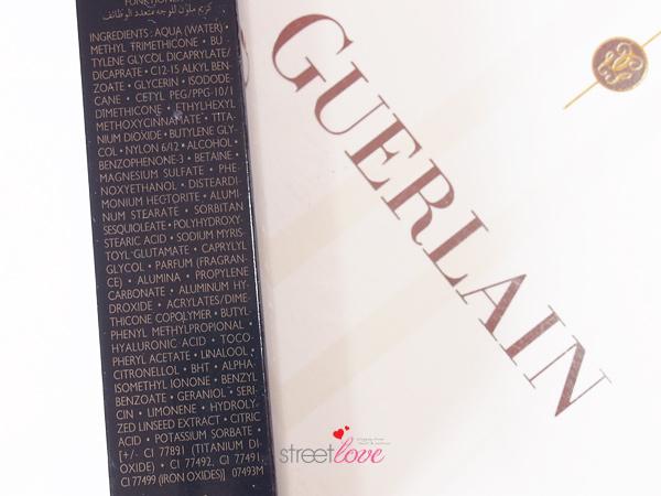 Guerlain Lingerie De Peau BB Beauty Booster 6