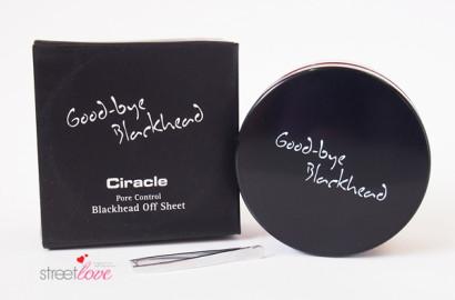 Ciracle Pore Control Blackhead Off Sheet 1