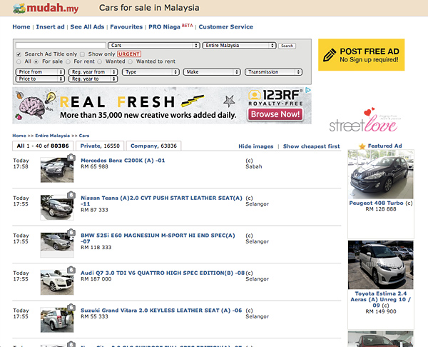 Complete Guide to Buying and Selling Used Car in Malaysia 12