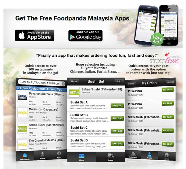 FoodPanda.my 3