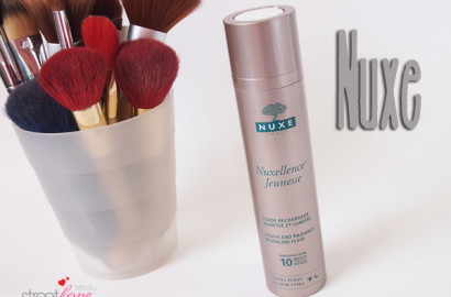 Nuxe Nuxellence Jeunesse Youth and Radiance Revealing Fluid 1