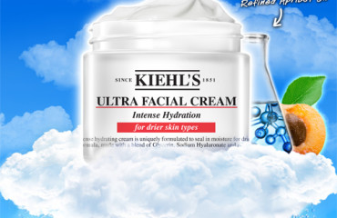Kiehl's Ultra Facial Cream Intense Hydration 1.2
