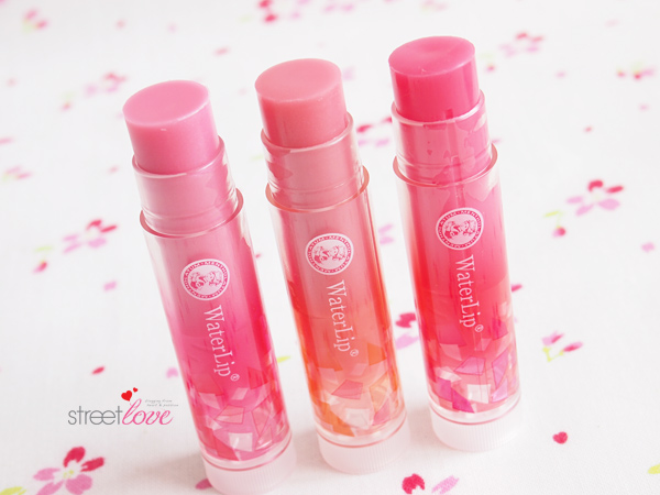 Mentholatum Limited Edition Water Lip Tinted Lipbalm 4