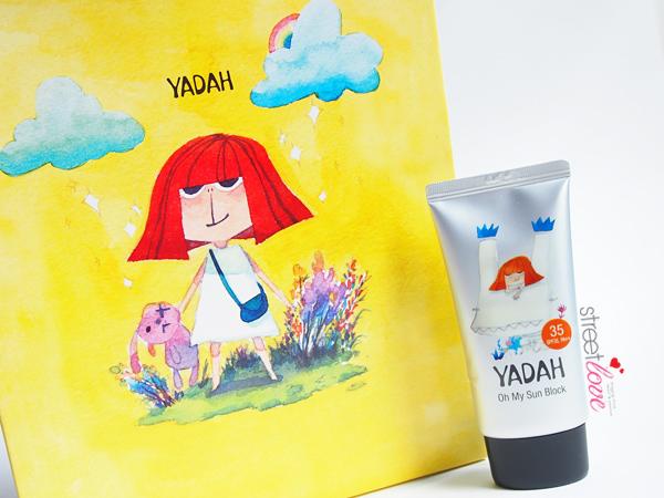 Yadah Oh My Sun Block 1