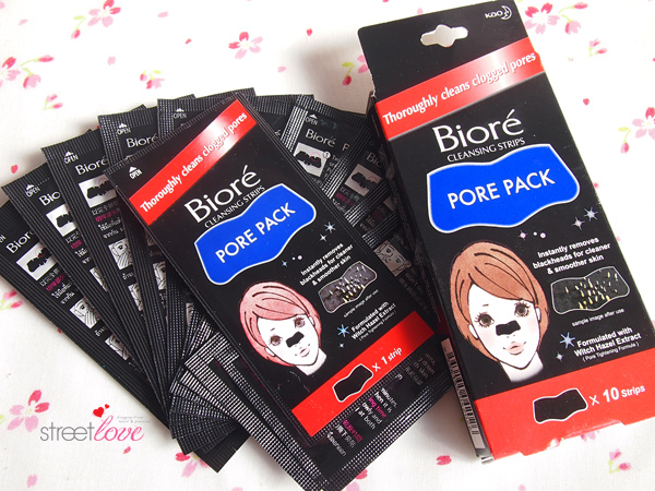 Review: Rekindling with Bioré Pore Pack Black, thanks to a sample that comes in the magazine | Street Love