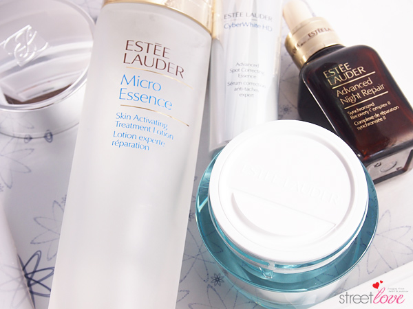 Estee Lauder CyberWhite HD Advanced Brightening Moisture Creme 2
