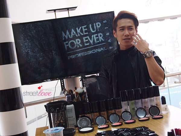 Make Up For Ever HD 10