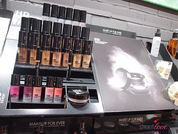 Make Up For Ever HD 4