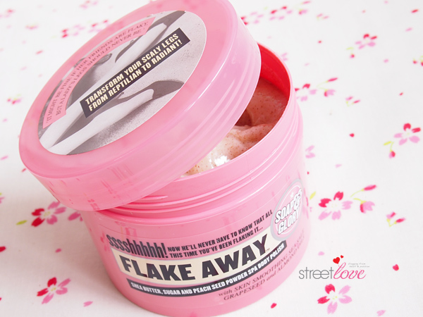 Soap & Glory Flake Away 1
