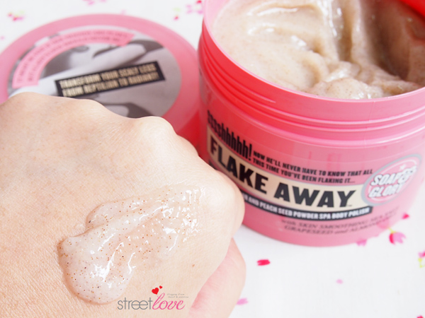 Soap & Glory Flake Away 3