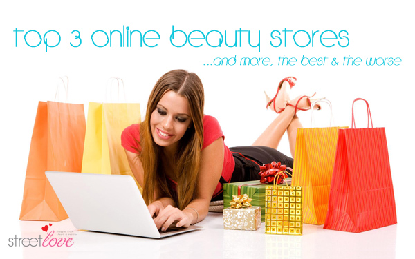 Top 3 Online Beauty Stores