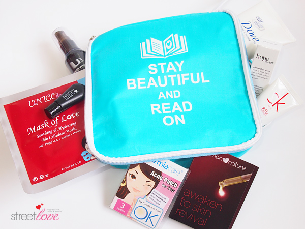 Bag Of Love Stay Beautiful and Read On 1