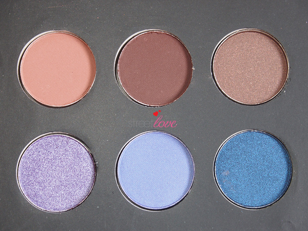 It's Judy Time Eyeshadow Palette 6