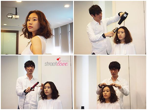 Shiseido Professional Color Me Knot 4