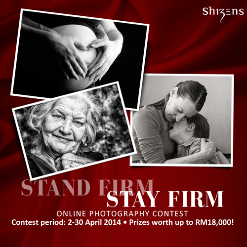 Shizens Stand Firm Stay Firm Photo Contest 4