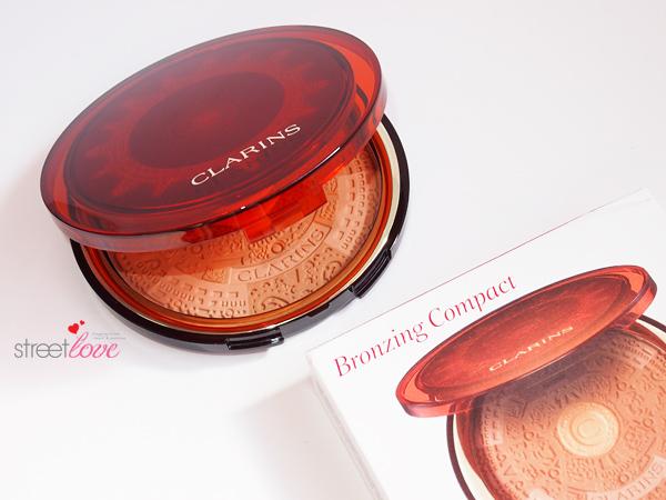 Clarins Splendours Summer Bronzing Compact 1