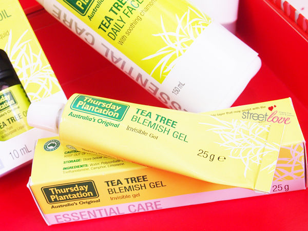 Thursday Plantation Tea Tree Blemish Gel 1