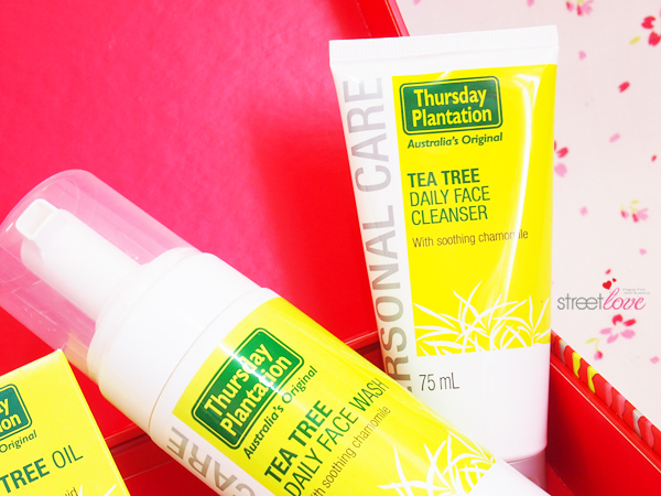 Thursday Plantation Tea Tree Daily Face Cleanser 1
