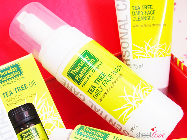 Thursday Plantation Tea Tree Daily Face Wash 1