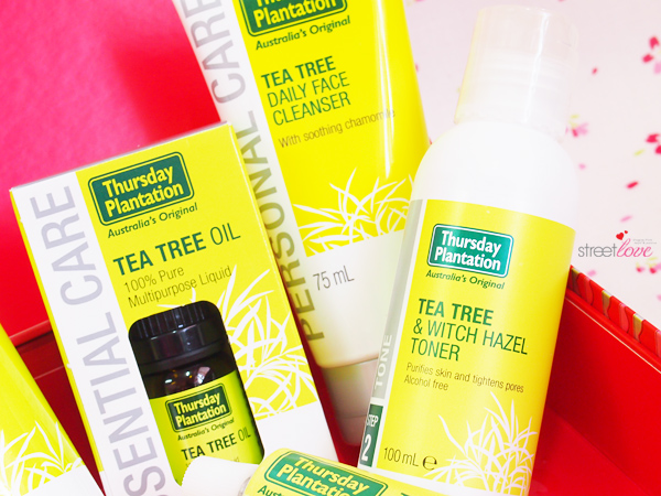 Thursday Plantation Tea Tree & Witch Hazel Toner 1