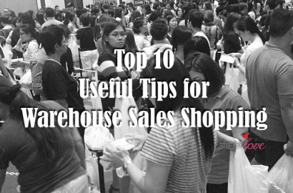 Top 10 Useful Tips for Warehouse Sales Shopping 1