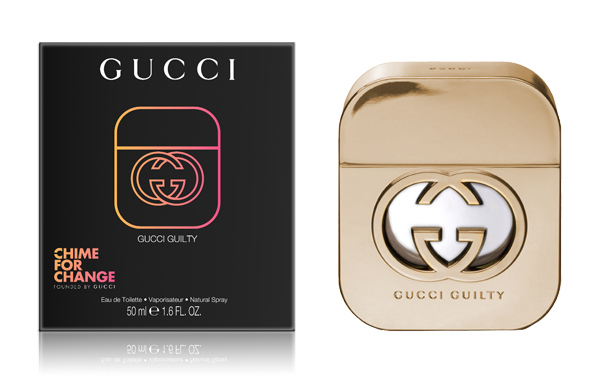 Gucci Chime For Change Gucci Guilty