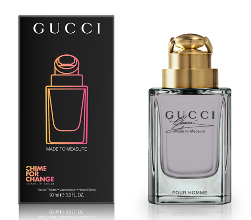 Gucci Chime For Change Gucci Made to Measure