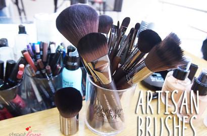 MAKE UP FOR EVER Artisan Brushes 1