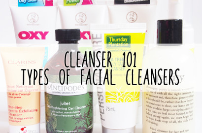Cleanser 101