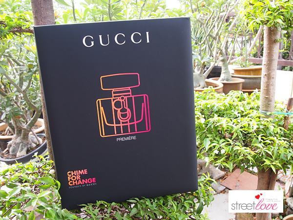Gucci Chime for Change Premiere 1