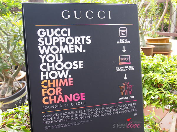 Gucci Chime for Change Premiere 2
