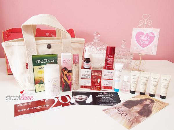 Bag Of Love Necessities 1