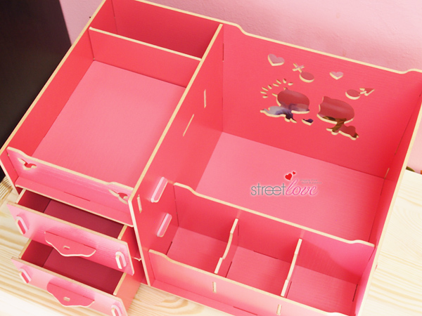DIY Cosmetic Box 3