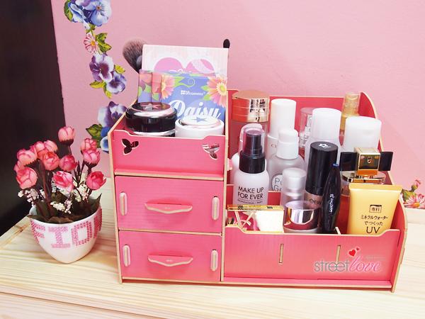 DIY Cosmetic Box 4