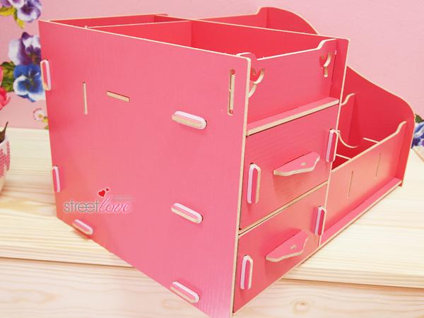 DIY Cosmetic Box 5
