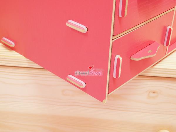 DIY Cosmetic Box 6
