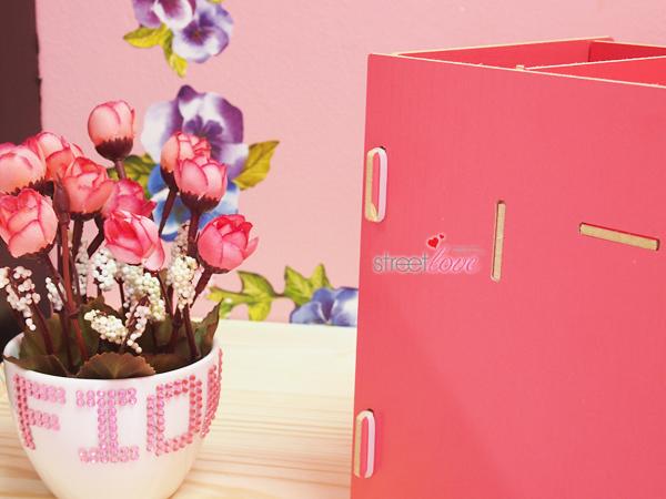 DIY Cosmetic Box 7
